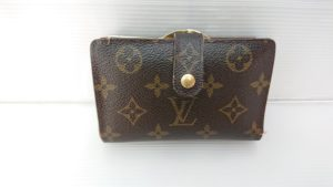 Louis Vuitton ヴィトン財布 ほつれ補修