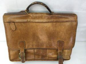 【かばん修理】ビジネスバッグ 持ち手交換修理