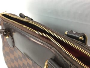 【かばん修理】Louis Vuitton バッグファスナー交換修理